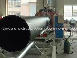 Machine en plastique de pipe d'évacuation de creux de HDPE