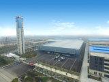 Elevatore panoramico sicuro e stabile con la baracca di vetro per fare un giro turistico
