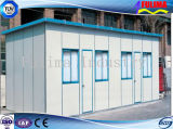 職場(FLM-H-005)のためのFlat-Topプレハブの建物