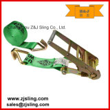 """A cinta da catraca com fio engancha 3 de """" o verde X 27 '"""