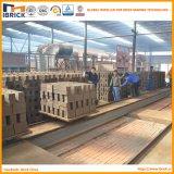 Máquina de fabricación de ladrillo automática Nepal pequeño secador del ladrillo de la arcilla
