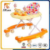 Просто ходок младенца с 8 колесами шарнирного соединения от изготовления