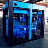 Compresseur rotatoire de vis de puissance de l'air d'approvisionnement industriel de source