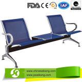 Silla que espera durable de Seater del acero inoxidable 3 (CE/FDA/ISO)
