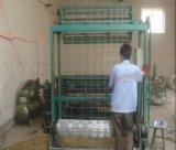 최신 담궈진 직류 전기를 통한 경첩 관절 필드 담 또는 농장 담
