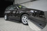 BMW X3の自動車の付属品のための電気側面ステップか踏板