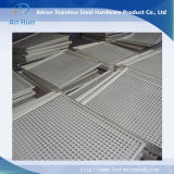 Lamina di metallo perforata per le attrezzature agricole