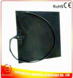 Calefator do silicone/esteira do aquecimento/almofada flexíveis 24V para a impressora 3D