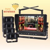 Landwirtschaftliches Tractor Wireless Backup Camera System mit Dustproof Camera