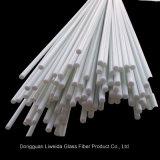 Dureza excelente Fiberglass/GRP/FRP Pultruded poste/Rod