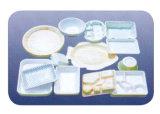 PSP a émulsionné des aliments de préparation rapide porte la machine d'extrusion de cadre (JG-ZXC)