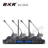 Bu-3840 sistema sin hilos de la conferencia del canal de la frecuencia ultraelevada 4