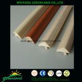 Bordure foncée de meubles de PVC de qualité de moulage de T pour Furmiture
