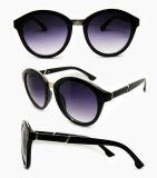 Gafas de sol plásticas de la manera del diseñador a estrenar para las mujeres/señora (DP1224YZ)
