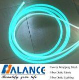 Fibra lateral sólida óptica del resplandor de la iluminación de fibra