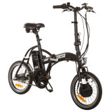 Sostenido y Cool 16 Inch Folding Electric Bike (JB-TDR02Z)