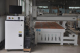 CNC Woodworking Machine com 3D Rotary Axis (diâmetro: 400mm, Length: 2500mm)