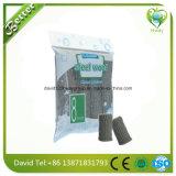 O aço galvanizado Wool/12 PCS embalado esfrega a almofada com palhas de aço