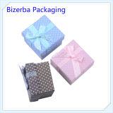 Rectángulo de regalo de empaquetado de papel de la joyería simple de la manera de las ventas al por mayor (BP-BC-0039)