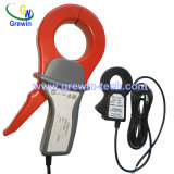 High Precision Standard 0.1A-1000A Clamp on Current Sensor avec 0.333V