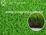 hoge 40mm - dichtheid het Modelleren het Synthetische Gras van de Tuin (sunq-HY00155)