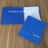 Dispositivi di piegatura Assorted dell'archivio cartaceo del raccoglitore di anello di colore A4 4