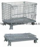 Cesta de aço do engranzamento de fio do armazenamento (1000*800*840)