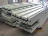 Ясные листы толя FRP Corrugated, панели крыши стеклоткани пластичные