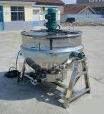 Dampf, der Wanne 50-1000L (ACE-JCG-V2) kippt, kochend