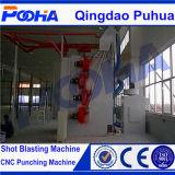 Máquina de anzuelo del chorreo con granalla Q37
