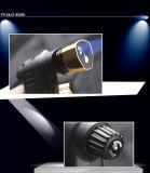 Cohiba setzte Zigaretten-Strahlen-Fackel-Schwarz-windundurchlässiges Zigarre-Feuerzeug ein (ES-CA-009)