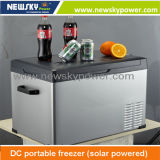 50L Solar Power System DC Car Freezer