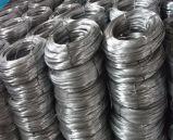 Électro fabrication galvanisée de fil de fer de qualité