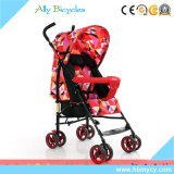 Passeggiatori e carrozzine poco costosi pieghevoli leggeri del bambino con il baldacchino