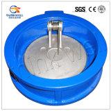 Tipo caliente válvula de la oblea de la venta de verificación de oscilación