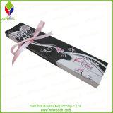 Elegante Nuevo producto de pelo Cajas de empaquetado de impresión con la cinta