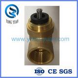 de tweerichtings Messing Gemotoriseerde Elektrische Klep van het Lichaam van de Klep voor de Rol van de Ventilator (BS-848)