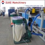 Linha maquinaria de Lmaking da extrusão da placa da espuma da crosta do PVC (SJSZ-80/156)