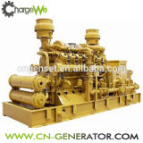 Catalogue des prix électrique de générateur de production d'électricité de groupes électrogènes de gaz de générateur d'engine de gaz de mine de houille d'usine de gaz de mine de houille procurable