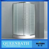 Porta deslizante de venda quente do chuveiro/porta aço inoxidável/quarto de chuveiro