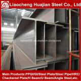 Viga laminada en caliente del acero estructural H de la técnica Ss400