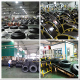 O caminhão superior por atacado quente do tipo de Qingdao Semi cansa preços dos tamanhos dos pneumáticos de 11r22.5 11r24.5 Venezuela
