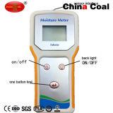 Mètre automatique de teneur en eau témoin de saleté d'affichage numérique