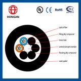 De Optische Kabel van de Vezel van China met Laag - vermindering GYFTY