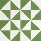 Spanisches Style Decoration Tile für Wohnzimmer Green20*20cm