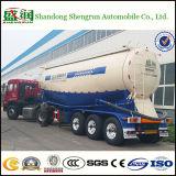 Aanhangwagen van de Tankwagen van het Poeder van het Cement van het nut de Droge Bulk
