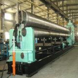 Rodillo superior hidráulico Máquina de laminación universal de la placa para doblar el metal
