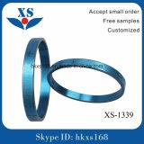 De blauwe Armbanden van het Roestvrij staal voor Meisje