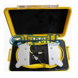 Kabel van de Lancering OTDR van Sc/LC/FC/St/Mu/E2000 PC/Upc/APC Singlemode Multimode 500m/1km