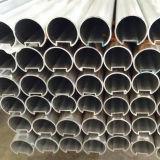Câmara de ar redonda de alumínio do vário tamanho 6063, tubulação de alumínio expulsa
